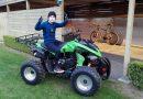 Een quad voor Ferre