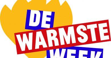 de warmste week 2019