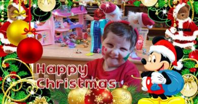 de kerstweek van Zary