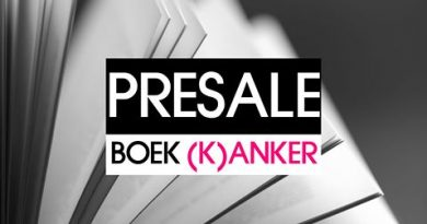 presale boek (k)anker