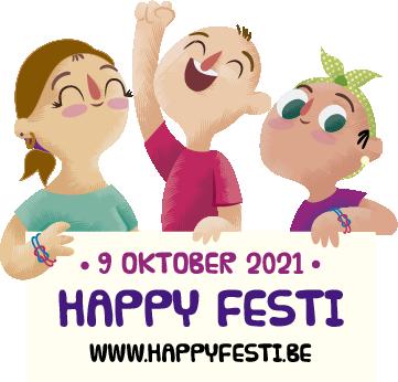 Kom jij ook naar Happy Festi op 9 oktober 2021?